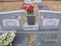 Cassie Mae Burkett