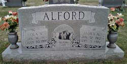 Ola Mae <i>Harris</i> Alford
