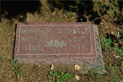 Minnie K. <i>Timm</i> Campbell