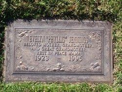 Evelyn Phyllis <i>Pool</i> Jennings