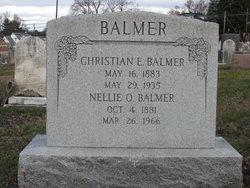 Christian E Balmer