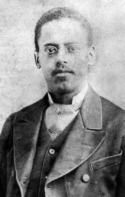 Dr Lewis Howard Latimer