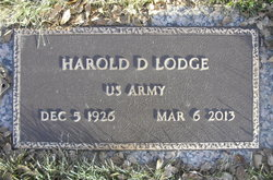 Harold D. Lodge