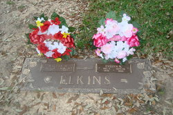 Evelyn Nay <i>McLemore</i> Elkins