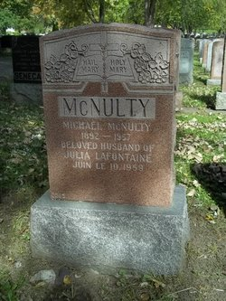 Julia <i>Lafontaine</i> McNulty