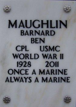 Barnard Ben Maughlin