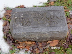 Olive <i>Tryon</i> Townsend