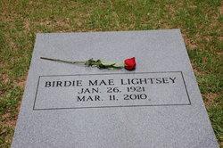 Birdie Mae Birta Lightsey