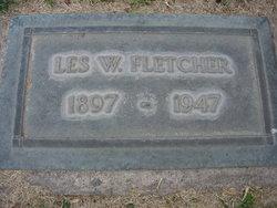 Leslie William Les Fletcher