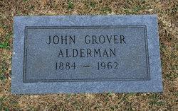 John Grover Alderman