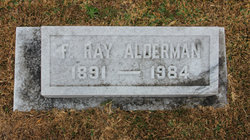 Farris Ray Alderman