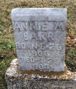 Anne M Barr