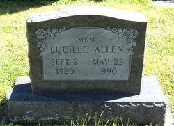 Lucille <i>Meade</i> Allen