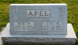 Bert William Apel