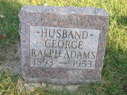 George Ralph Adams