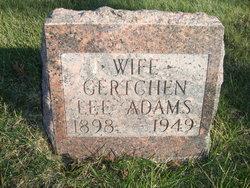 Gertchen Lee Adams