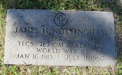 James Howard Nottingham