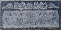 George Blevins Baham