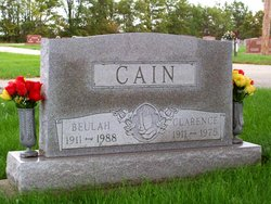 Clarence C Cain