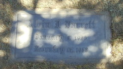 Alvin I. Barrett
