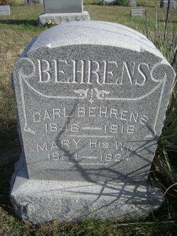 Mary Behrens
