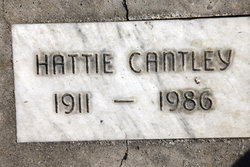 Hattie Francis <i>Ruth</i> Cantley