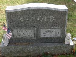 Anna <i>Loucks</i> Arnold