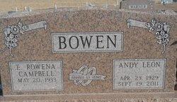 Andy Leon Bowen