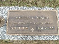 Margery Christine <i>Bishop</i> Arnold