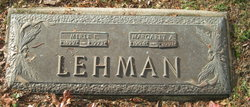 Margaret A. Lehman