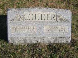 Margaretta Louder