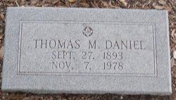 Thomas Martin Daniel