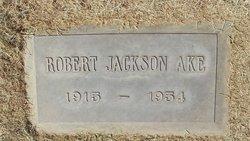 Robert Jackson Black Ake