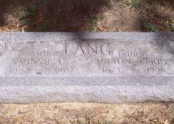 Minnie Quotilda <i>Lang</i> Kirsch