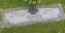 John Douglas Bowder