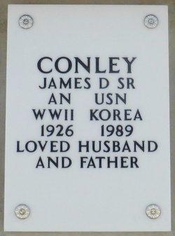 James Donald Jim Conley, Sr