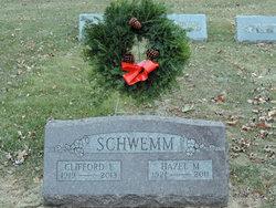 Hazel Marie <i>Ritt</i> Schwemm