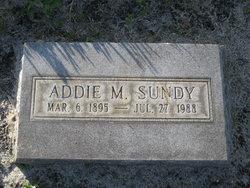 Adelaide Marsh Addie Sundy
