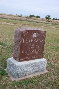 Christiana Petersen