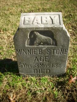 Minnie B Stone