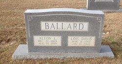Alton Lawing Ballard