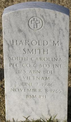 PFC Harold Mcrae Smith