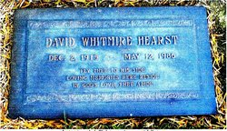 David Whitmire Hearst, Sr