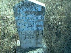 Ervin M. Harding