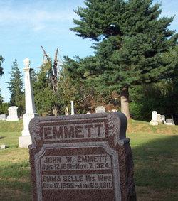Emma Belle <i>Gleason</i> Emmett