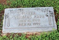 Hazel <i>Thomas</i> Arps