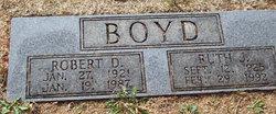 Robert D Boyd