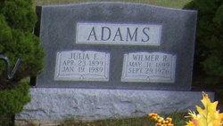 Wilmer Roy Adams