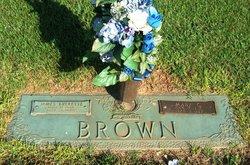 Mary <i>Caldwell</i> Brown