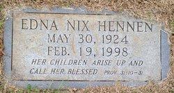 Edna N Hennen